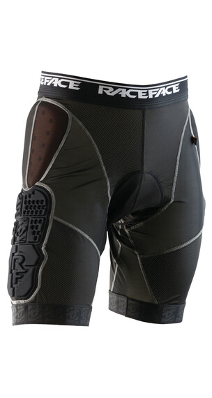 Race Face Flank Liner Protector Shorts Stealth